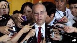 데니얼 러셀 미 국무부 동아시아태평양 담당 차관보 (자료사진)