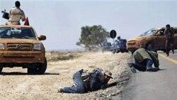 نیروهای دولتی لیبی به پیشروی در شهرها ادامه می دهند