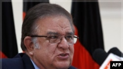 Bộ trưởng Quốc phòng Afghanistan Abdul Rahim Wardak