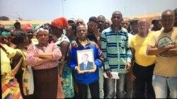 Familiares de técnico de saúde morto no Namibe criticam investigação - 1:54