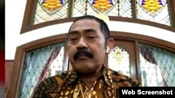 FX Hadi Rudyatmo, Wali Kota Solo. (Foto: screenshot)