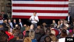 Calon kandidat partai republik, Mitt Romney (Foto: dok).