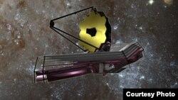 """Vebbning o'ta yengil oynaklari """"Xabbl"""" nikidan olti karra katta. Bahaybat yangi teleskop ulashgan ma'lumotlar insoniyatning bilimini benihoya boyitishi kutilmoqda."""