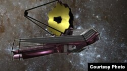 The James Webb Space Telescope (NASA/JWST)