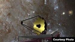 Ceyms Vebb Teleskopu