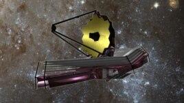 Teleskopi i hapësirës James Webb