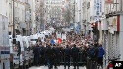 Parij, 11-yanvar, 2015-yil