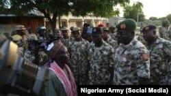 Abasirikare ba Nijeriya