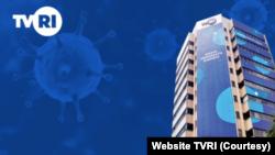 Gedung TVRI. (Foto: Courtesy/Website TVRI)