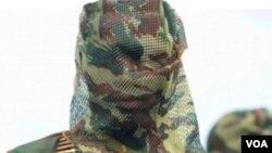 Anggota kelompok militan Boko Haram (foto: dok).