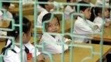 Ảnh minh họa: Học sinh trong một lớp học ở Việt Nam.