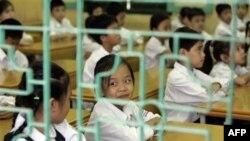 Ảnh minh họa: Học sinh trong một lớp học ở Việt Nam