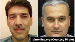 Jurnalistlar Hayotxon Nasriddinov va Bobomurod Abdullayev