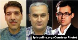 Hayotxon Nasriddinov, Bobomurod Abdullayev, Akrom Malikov