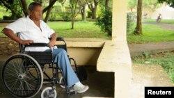 Masih banyak penyandang cacat di seluruh dunia yang belum mendapatkan hak untuk memperoleh akses transportasi umum dan layanan publik lainnya (foto: ilustrasi).