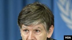 Pejabat PBB urusan Hak-Hak Pengungsi Dalam Negeri, Walter Kaelin.