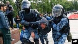 Серпневі протести у Москві