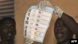 Ủy ban bầu cử nói rằng kết quả sơ khởi cho thấy Tổng thống Gnassingbe giành được 61% số phiếu