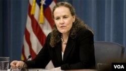 Wakil Menteri Pertahanan AS urusan Kebijakan, Michele Flournoy.