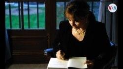"""Isabel Allende: """"Hay que tener un propósito"""""""