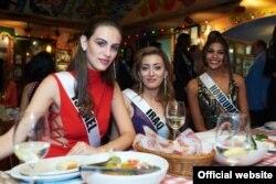 «سارا عیدان» در بین دختران شایسته اسرائیل و هندوراس