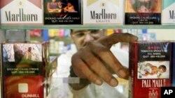Trong khi việc hút thuốc lá giảm đi ở các nước giàu có, công nghiệp thuốc lá đang ngày càng nhắm mục tiêu vào các nước nghèo hơn ở châu Phi và châu Á.