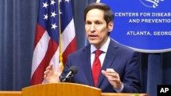 Direktur Pusat Pencegahan dan Pengendalian Penyakit Amerika (CDC) Thomas Frieden (foto: dok).