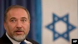 Menteri Pertahanan Israel Avigdor Lieberman (Foto: dok).
