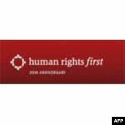 کليد اصلی برای به عهده گرفتن رهبری حمايـت از حقوق بشر در جهان آنست که دولت ايالات متحده آمريکا عمل را جايگزين سخن کند