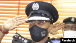 Mukaddashin Sifeton 'Yan sandan Najeriya Usman Baba (Facebook/ Nigerian Police)