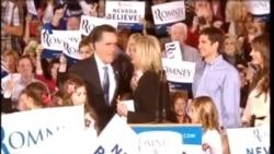 Pergeseran Isu Kampanye - Liputan Berita VOA 8 Februari 2012