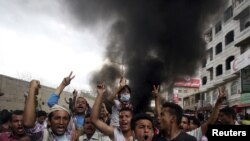 Yemen on the Brink of Civil War