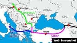 Trans Adriatik Qaz Boru Kəməri