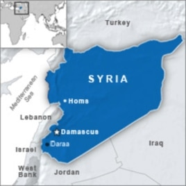 Syrian Military Crackdown Widens