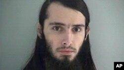 Christopher Lee Cornell (20 tahun) ditangkap 14 Januari 2015 atas dakwaan merencanakan serangan ke Gedung Kongres AS (Foto: Penjara Butler County-Ohio)
