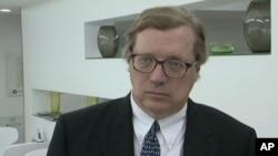 David Scheffer, UN special expert to Khmer Rouge tribunal.