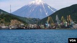 Península de Kamchatka na Rússia (imagem de arquivo)