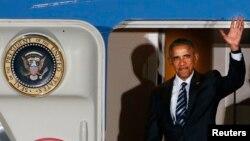 Esta es la sexta visita de Obama a Alemania, un importante socio comercial y aliado de la OTAN.