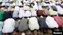 Musulmai suna salla