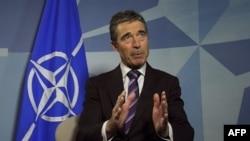 Generalni sekretar NATO Anders Fog Rasmusen.