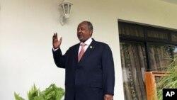吉布提现任总统伊斯梅尔·奥马尔·盖莱