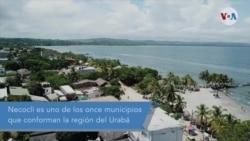 Video: Migrantes se preparan para atravesar la selva más peligrosa de América Latina