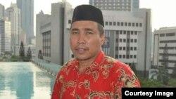 Ketua umum Perkumpulan Penyandang Disabilitas Fisik Indonesia ( PPDFI) Mahmud Fasa. (dok. pribadi).