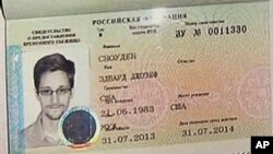 NSA leaker Edward Snowden got his temporary asylum visa to Russia on Thursday, August 1.