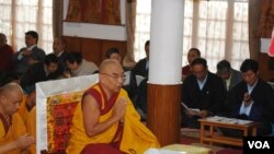 CTA offers prayer for Kunchok Tenzin and Mining Victims