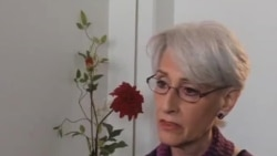 Interview U.S. Undersecretary of State Wendy Sherman