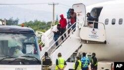 Sjedinjene Države deportiraju Haićane, 19. septembar 2021.