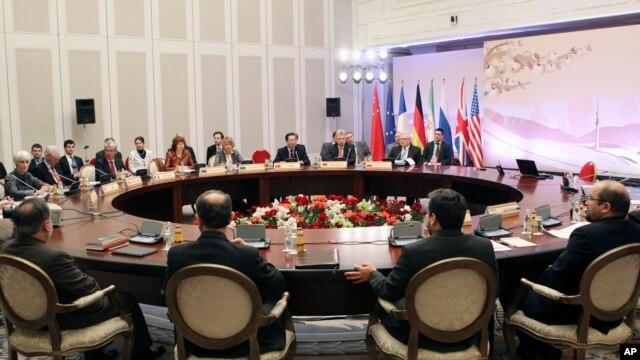 Phiên họp trong vòng đàm phán cao cấp lần thứ tư giữa các cường quốc thế giới và Iran về vấn đề hạt nhân của nước này, 26/2/13