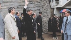 Attack on Reagan Changed US Protection Tactics, Agent Says