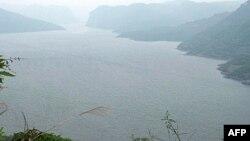 红军强渡乌江的地段